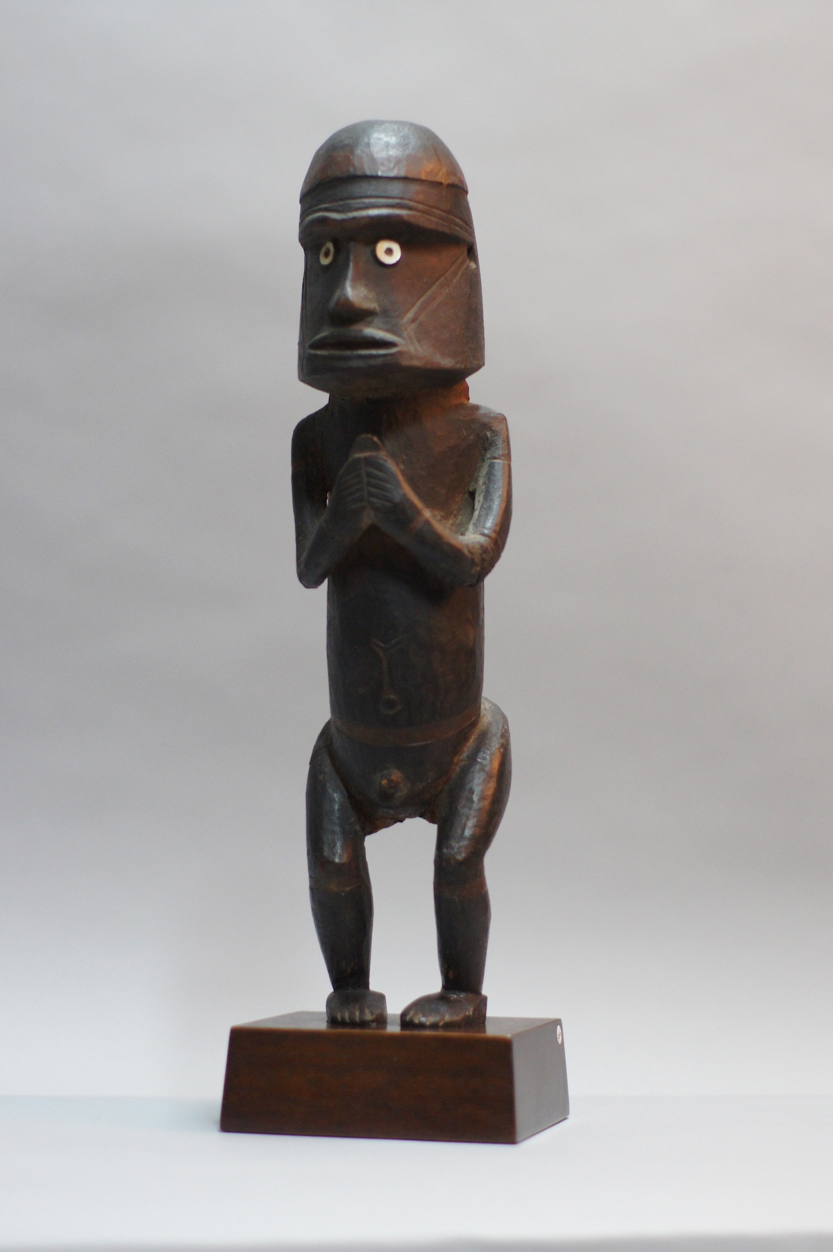 Salomon Island Figure